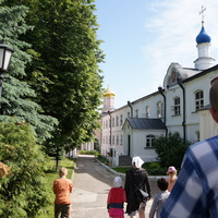 Церковь Иконы Божией Матери Скоропослушница в Иоанно-Богословском монастыре