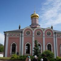 Собор Успения Пресвятой Богородицы в Иоанно-Богословском монастыре