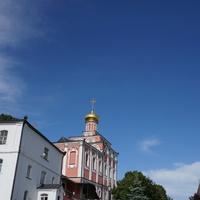 Собор Иоанна Богослова в Иоанно-Богословском монастыре