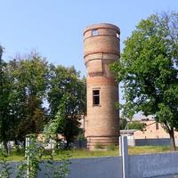 Водонатискна вежа,біля 2 школи