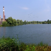 Спиртзаводський ставок