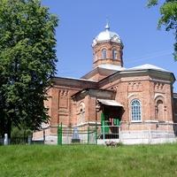 Церква Св. Михайла 1902 р, в селі Юрчиха.