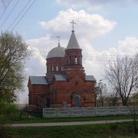 УПЦ Свято-Параскевський храм побудованний в 1914р.