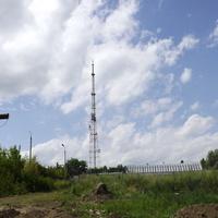 Телевізійна вежа.