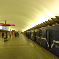 """Станция метро """"Политехническая"""""""