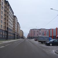 Колпинское шоссе