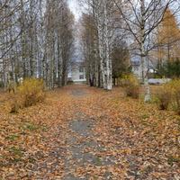 Осень в нашей Слободе
