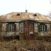 Масликівка ,стара хата 1910 року.
