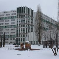 Белгород. Кампус БГТУ имени В.Г. Шухова.