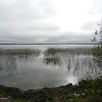 Озеро Бродская Лахта