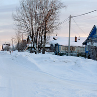 Деревня Маньково