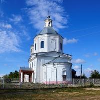 У станицы Новогригорьевская