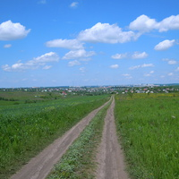 На горизонті Хмельницький.