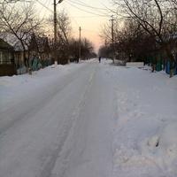 Зима в Синельниково