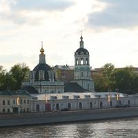 Церковь святителя Николая Чудотворца в Заяицком