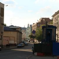 Садовническая улица