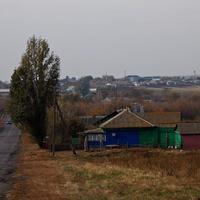 Осень в Козловке