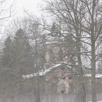 Дылицы. Церковь Владимирской иконы Божией Матери год постройки 1766.