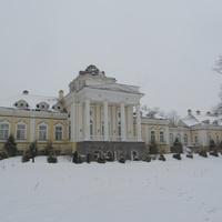 Елизатевинский дворец в Дылицах