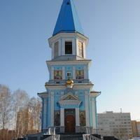 Церковь иконы Казанская Богоматерь.