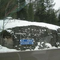 Дорога из Сиппола