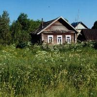 Лутовёнка, улица Старая, дом Коронидовой Антонины.