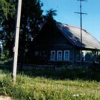 Лутовёнка, улица Зелёная, Африканов край, дом Галышевых.