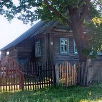 Лутовёнка, Африканов  край, дом середины 20 века.