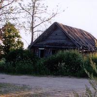 Лутовёнка, дом  Фугановой  Анастасии  на  Старой  улице  доживает...