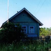 Лутовёнка, Африканов  край, улица Зелёная, дом Ушановых.
