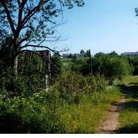 Лутовёнка ,за речкой Хороняткой, по  старой дороге в Гостевщину, дом Богдановых.