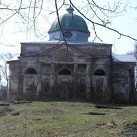 Троицкая церковь с.Бегач
