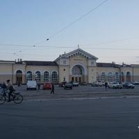 Железнодорожный вокзал станции Конотоп