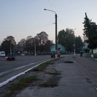 Проспект Мира, улица Свободы
