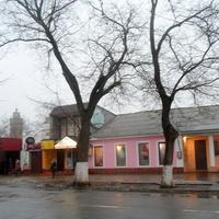 город Измаил, проспект Суворова