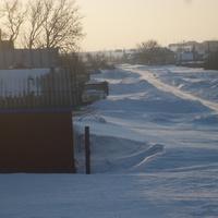 Козловка, зимняя дорога(21.02.17)