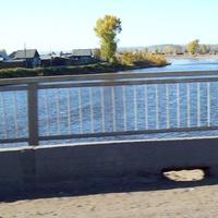 Нижнеудинск. Река Уда