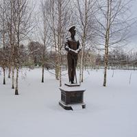 Памятник Великому князю Олегу Константиновичу Романову