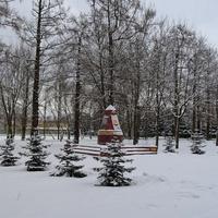 Памятник Гусарскому лейб-гвардии Его Величества полку