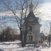 Скачки, Семеновская улица, Часовня Святого праведного Симеона Богоприимца