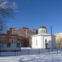 Храм святого благоверного князя Александра Невского на пр. Маршала Жукова