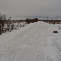 Рубежная дорога