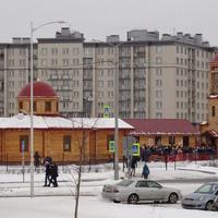 Масленица в Славянке