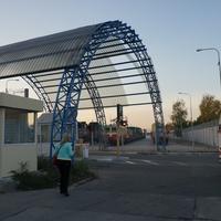 КПП на автостанцию Северный терминал