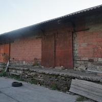 Старые склады у ЖД вокзала