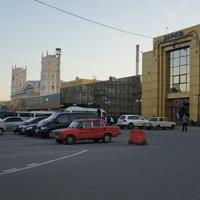 Северный терминал пригородных электричек Южного вокзала