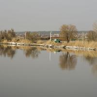 река Северский Донец, Каменск-Шахтинский. 03.03.2017