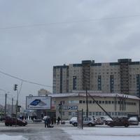 Угол ул. Котина и ул. Маршала Казакова