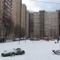 двор ул. Котина
