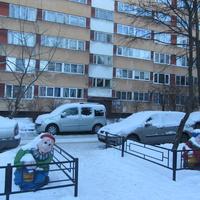 Двор на пр. Маршала Жукова